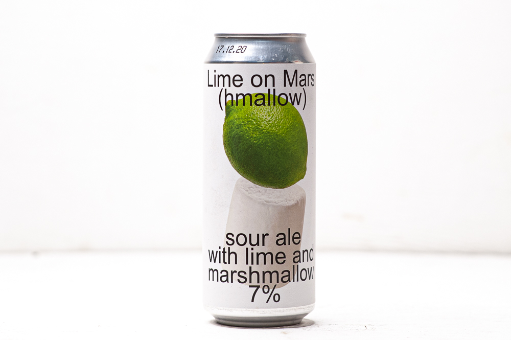 Lime On Mars(hmallow)