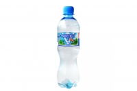 Вода Сенежская с газом