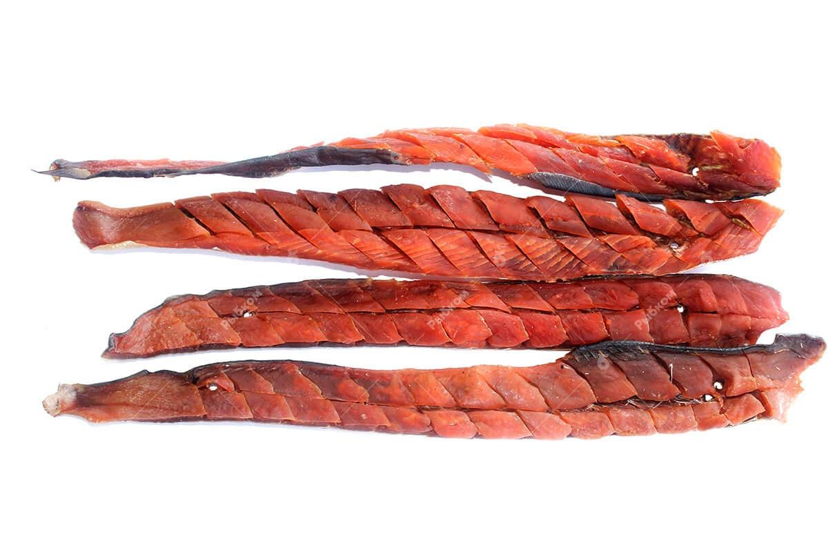 Юкола лососевых